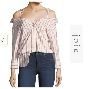 🎉HP!🎉NWT Joie Striped Top (M)